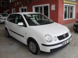 2004 Volkswagen Polo 1.4 Basicline (Detaylar)