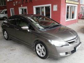 2008 Honda Civic 1.6 Elegance (Detaylar)
