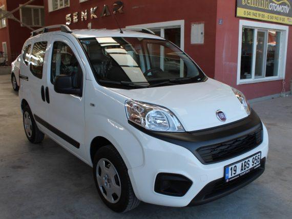 2020 Fiat Fiorino 1.4 Pop Eko (Detaylar)