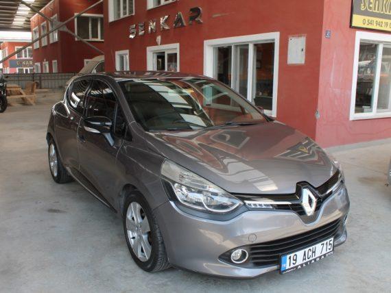 2013 Renault Clio 1.2 Turbo Icon (Detaylar)